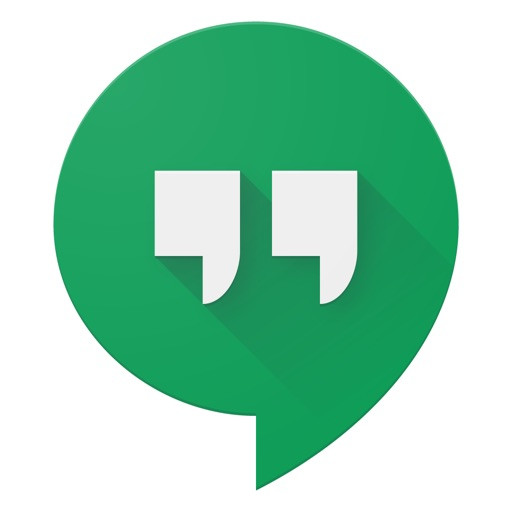 Hangouts Review: Affordable Communication Service logo