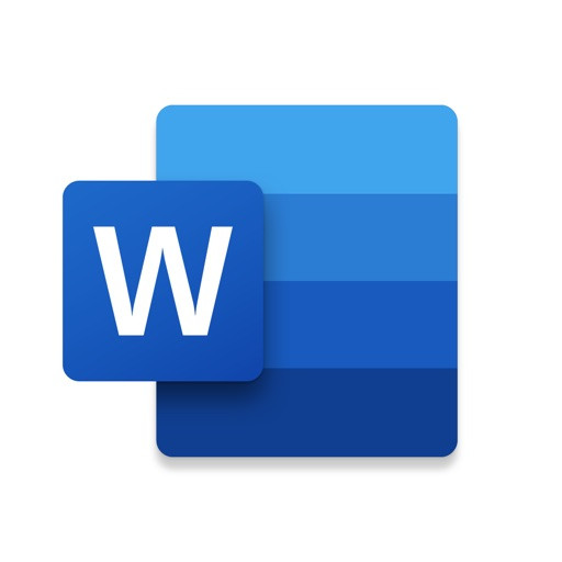 Microsoft Word Review: Mobile Edition logo