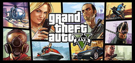 Grand Theft Auto V Review: Full of Adventures logo